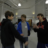 Carmel Boy Scouts Lock-in