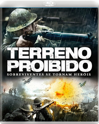 Filme Poster Terreno Proibido BDRip XviD Dual Audio & RMVB Dublado