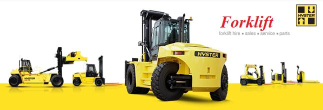 Xe nâng hàng Hyster Forklift