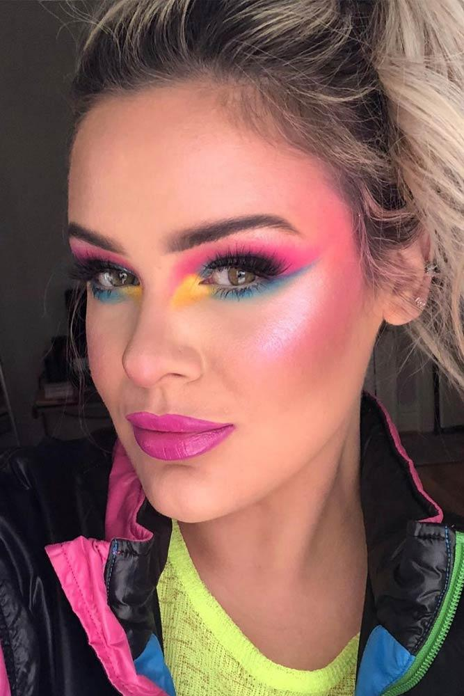 80s Makeup Trends You Need To Differentiate Between   Glaminati.com