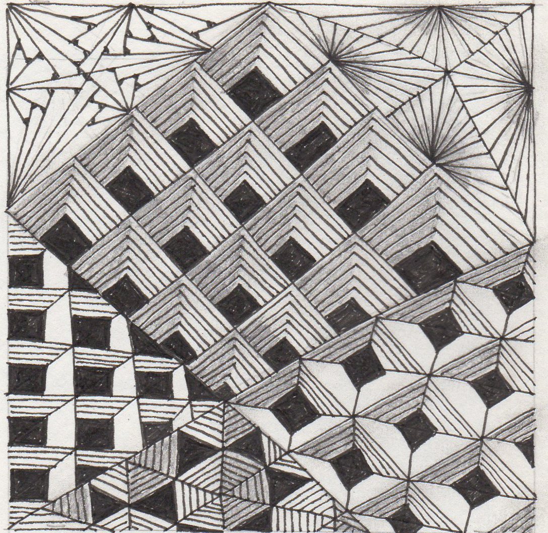 Straight Line Designs Art : Banar designs zentangle weekly challenge i ll walk