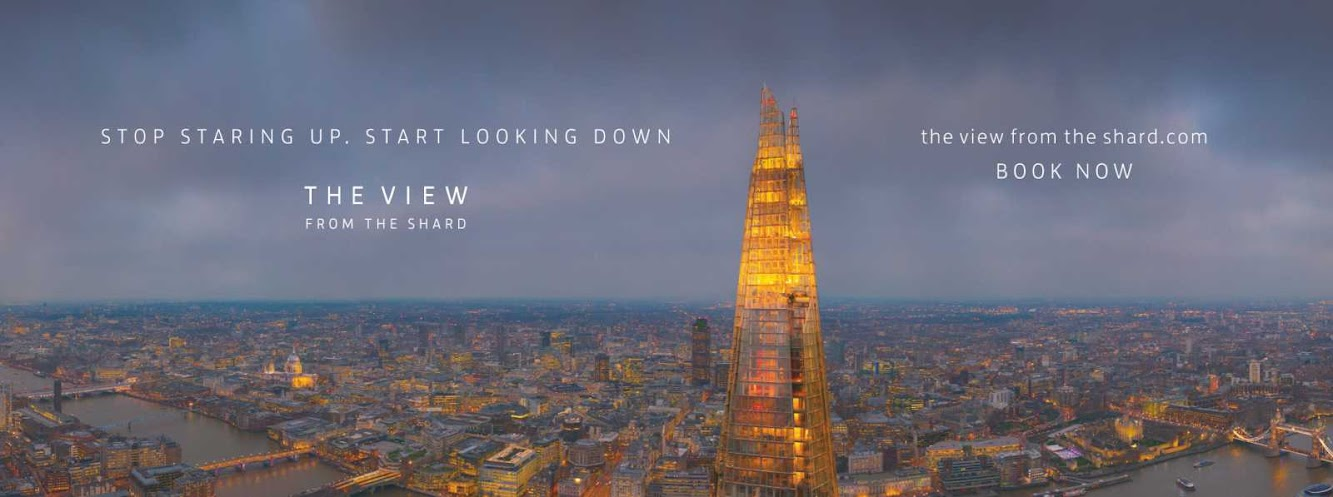 News: the SHARD OPENS to the PUBLIC