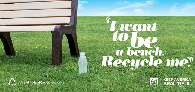 "Hey You Listen To Your Garbage It's Talking To You — Keep America Beautiful ""Journey"" TV Ad"