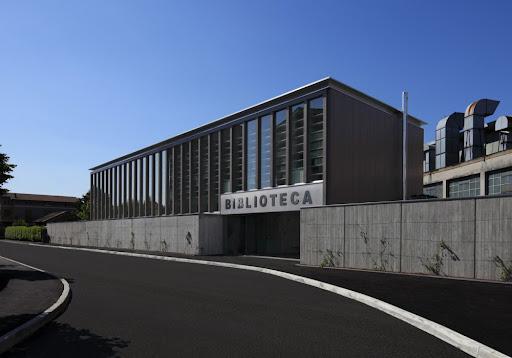Biblioteca Municipal Erba design by Studio Ortalli