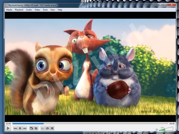 ดาวน์โหลด VLC Media Player 2 (32/64 bit) โหลดโปรแกรม VLC Media Player ล่าสุดฟรี