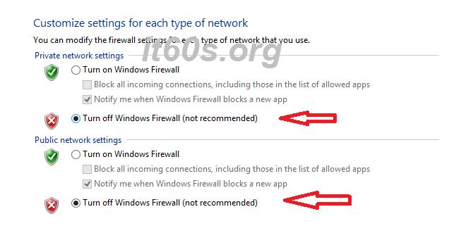 Cách tắt tường lửa trên Windows đơn giản nhất 2