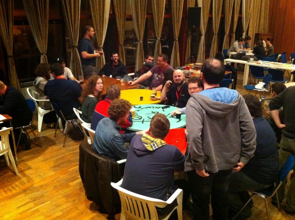 Istrakon 2014: Druženje uz igre