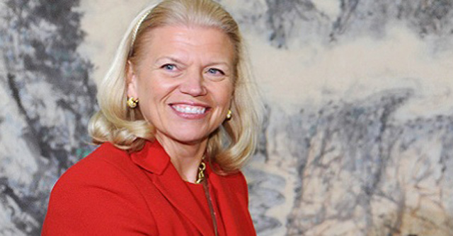 Virginia Rometty - President/CEO of IBM