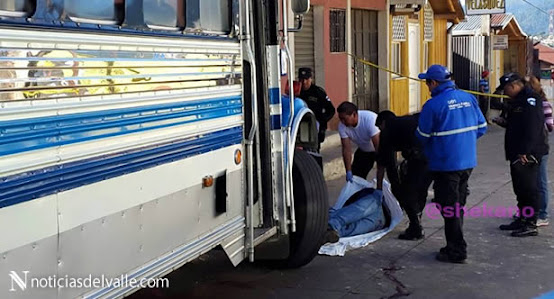 Asesinan a piloto de transportes Marquensita en ataque armado