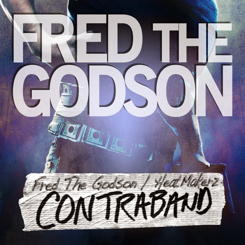 Cover of Fred The Godson Contraband Mixtape Mp3 Songs Free Download Listen Online at Alldownloads4u.Com