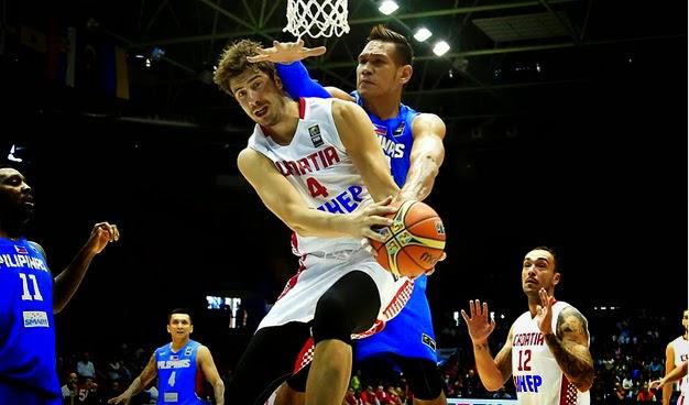 Gilas Pilipinas loses to Croatia in OT, 81-78