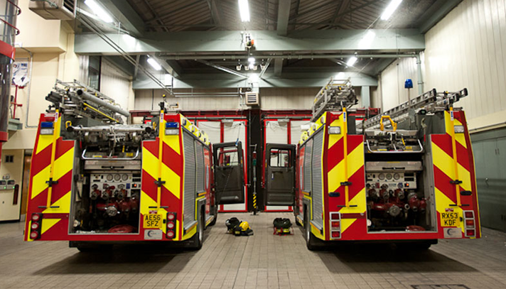 Boris to buy water cannons after selling off London's fire engines for just £2.