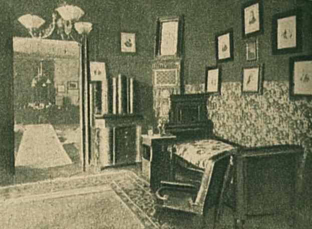 Jókai hálószobája