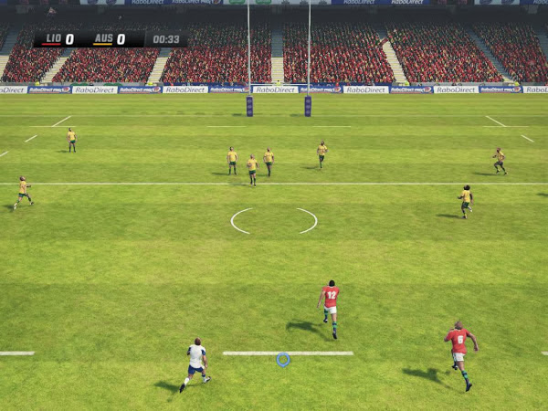 Rugby Challenge 2 (2013) Full PC Game Resumable Direct Download Links and Rar Parts Free