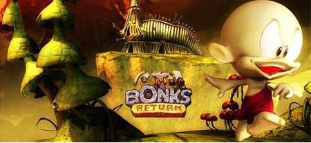 Bonks Return [By Living Mobile] BRT1