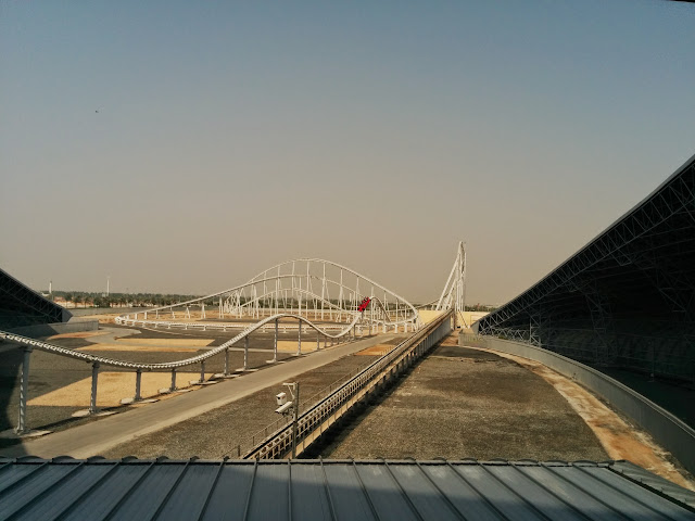 Formula Rossa - the fastest theme ride in the world