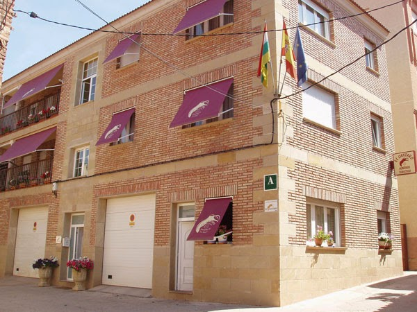 Albergue El Cántaro, Navarrete, La Rioja :: Albergues del Camino de Santiago