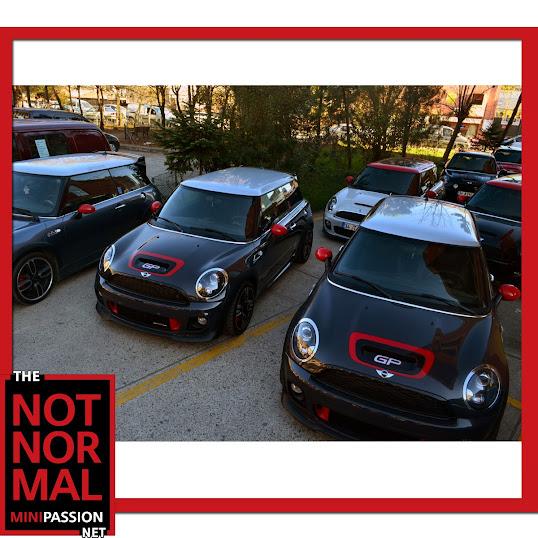 Just Cooper Works MINI Passion MINI Car Club Turkey
