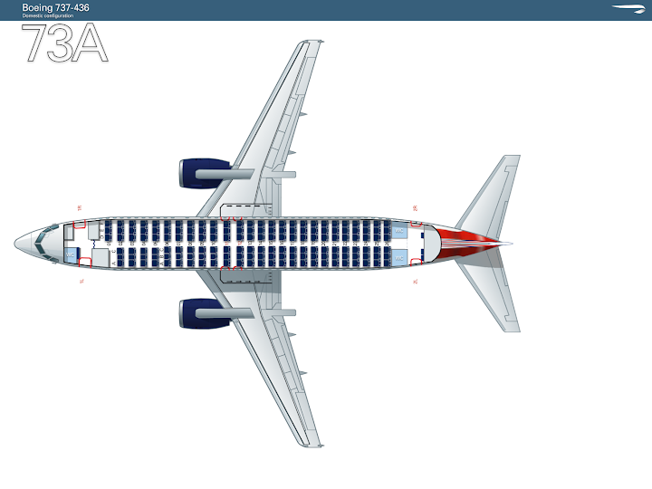 Boeing 737 Cdu using Manual
