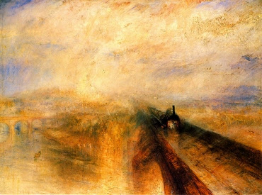 Rain, Steam and Speed - W. Turner