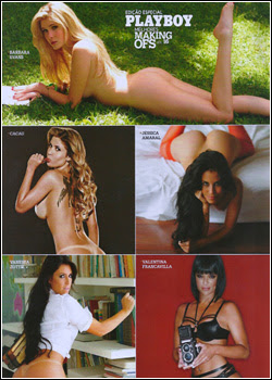 PAKSKOAKSOKO Playboy Melhores Making Ofs Vol.16
