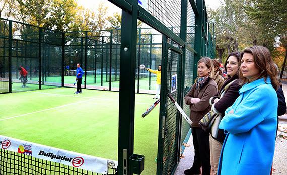 'Sábados Deportivos' en el Parque Deportivo Puerta de Hierro