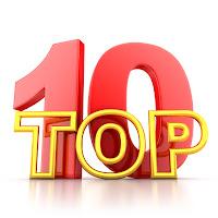 Top Ten (of everything)