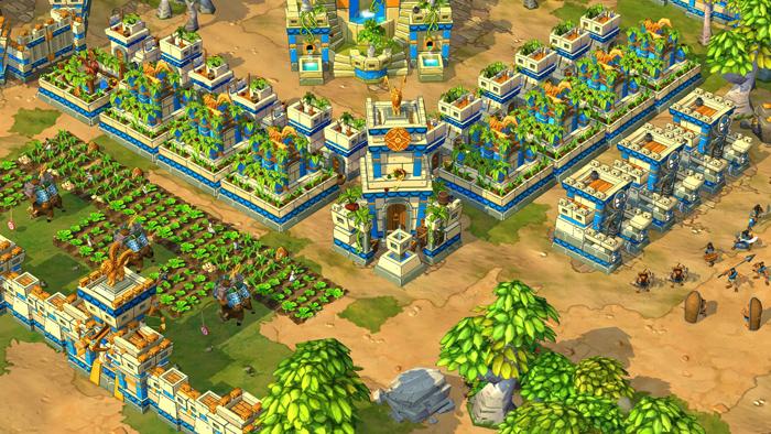 Nền văn minh Babylon trong Age of Empires Online