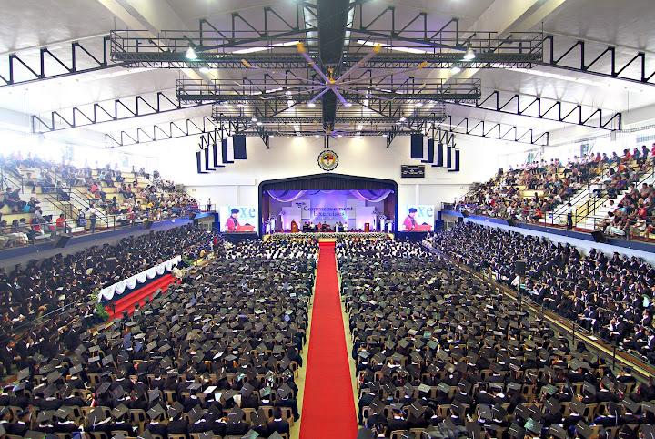 Xavier graduates