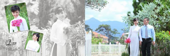 Đà Lạt với nhiều  cảnh đẹp thích hợp chụp hình cưới ngoại cảnh
