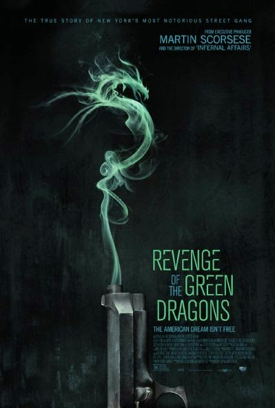 Poster Of English Movie Revenge of the Green Dragons (2014) Free Download Full New Hollywood Movie Watch Online At Alldownloads4u.Com