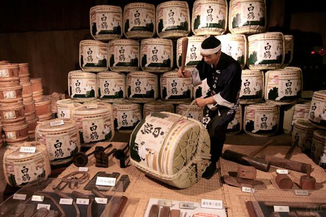 Đơn hàng điều khiển máy làm rượu cần 6 nam làm việc tại Oita Nhật Bản tháng 09/2017