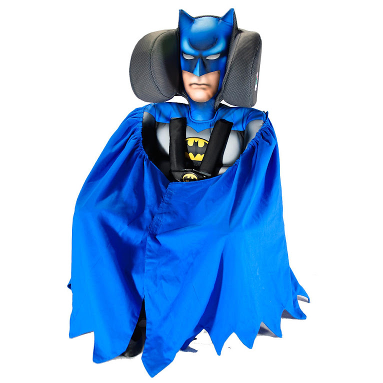 *兒童救星!:蝙蝠俠安全座椅時時刻刻保護你! 2