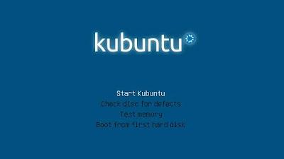 Instalando Kubuntu 12.10 Quantal Quetzal