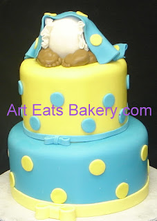 Boy S Baby Shower Specialty Cakes Art Eats Bakery Taylor S Sc