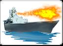 Морской бой. Подводная война.