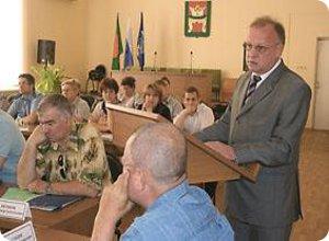 Депутаты проголосовали за Андрея Деева