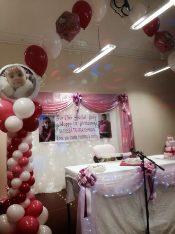 Enchanted weddings events bristol first birthday stage for 1st birthday stage decoration
