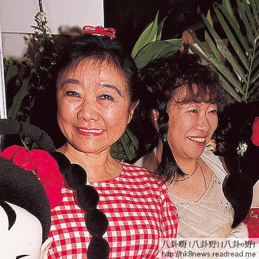 現年六十多歲的五十嵐優美子,跟已故老友龔如心打扮品味非常相似。