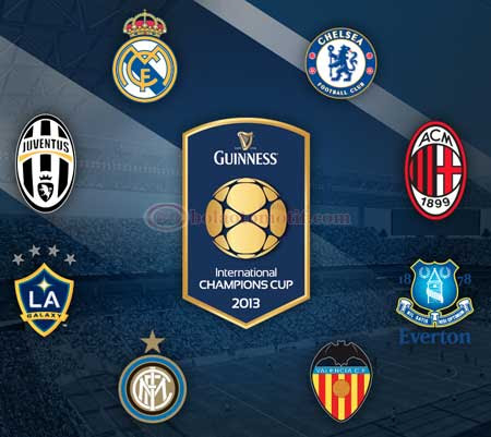 Guinness Internasional Champions Cup 2013