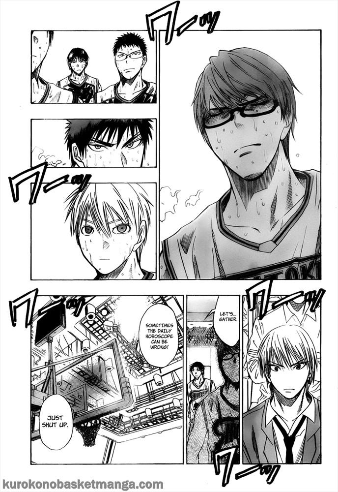 Kuroko no Basket Manga Chapter 35 - Image 13