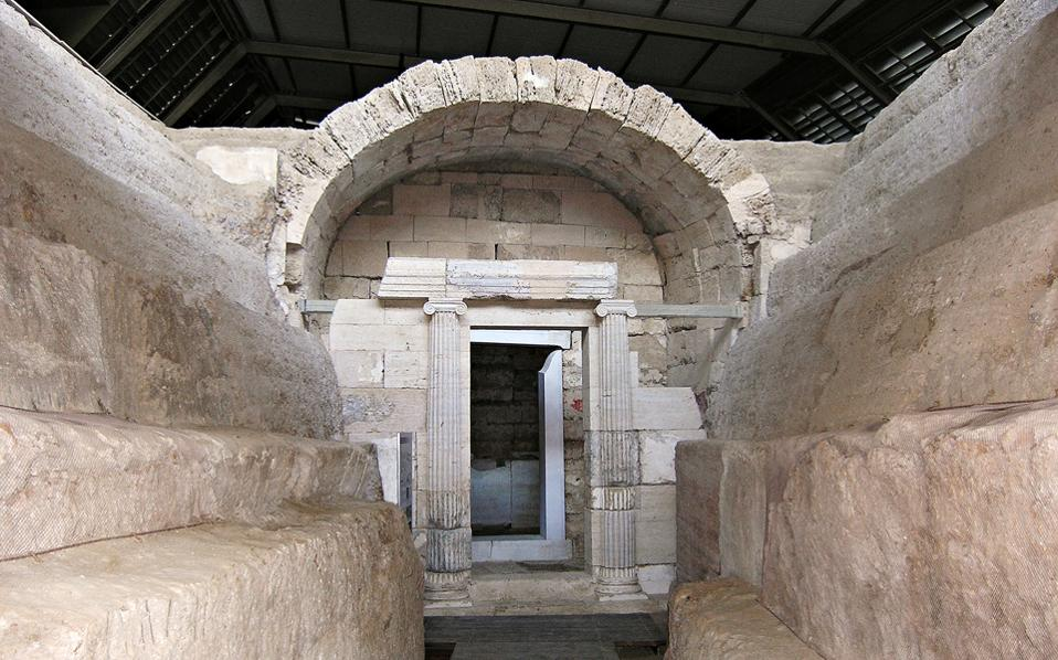 Heritage: Important ancient Macedonian tomb in Thessaloniki open to public