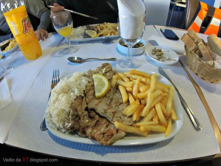 """Viagem ao """"Polo Norte"""" Restaurante%2BChuva%2Bde%2BEstrelas%2B-%2BCastelo%2BBranco"""
