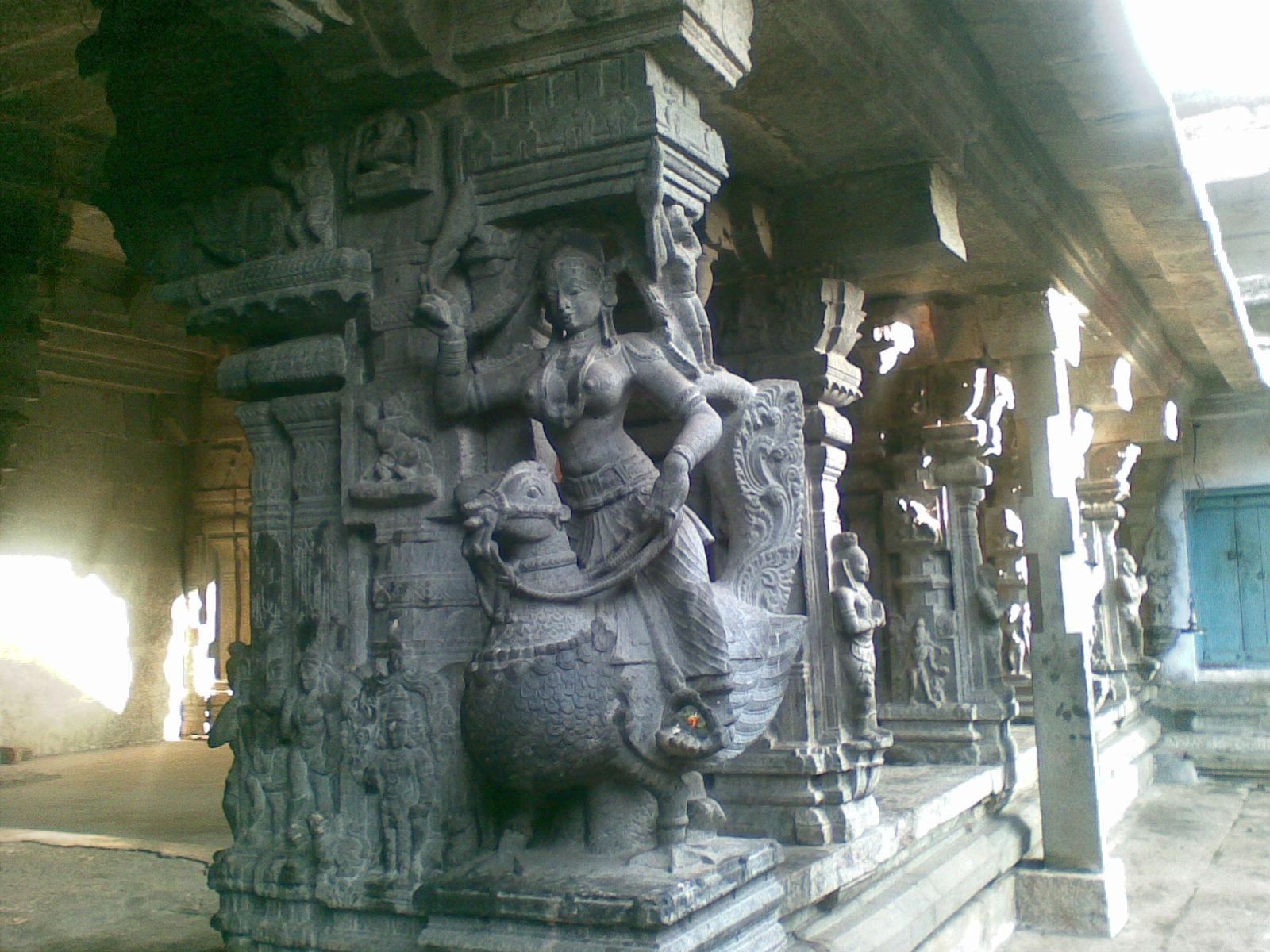 Sri Aadhikesava Perumal Temple (Thiruvattaru) Kerala - Divya Desam 92
