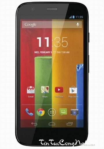 Đánh giá Motorola Moto G
