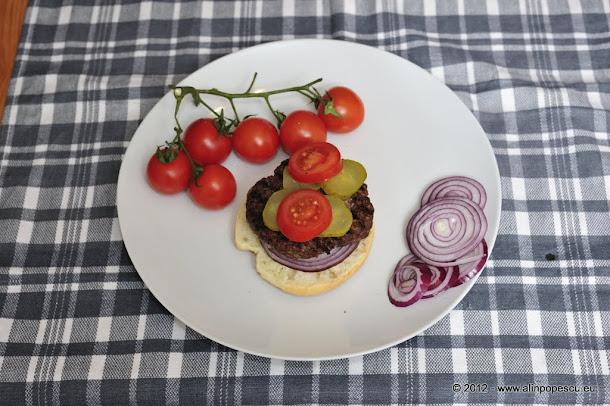 Razvan Anton - hamburger
