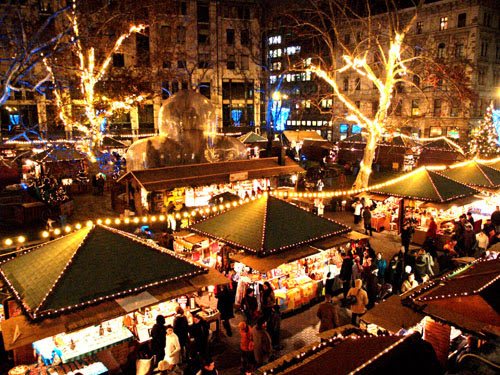 christmasmarketbarcelona Multi Cultural Holiday Travel