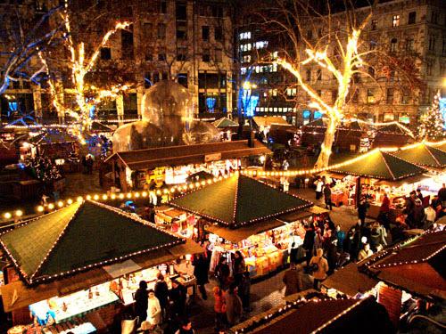 christmasmarketbarcelona Multi Cultural Holiday Travel