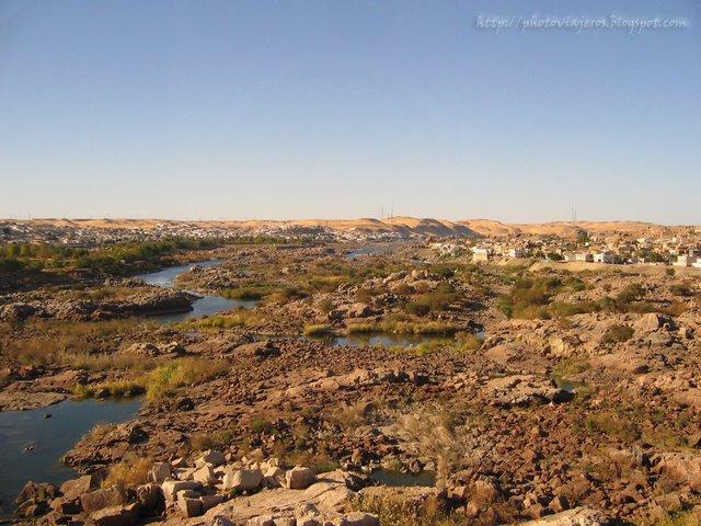 Presa de Aswan