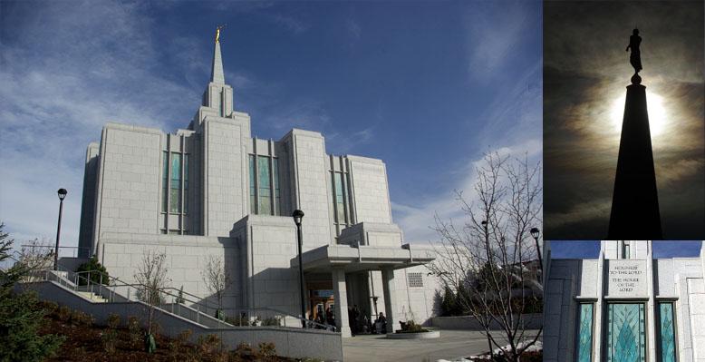 Calgary Canada Temple, October 12, 2012